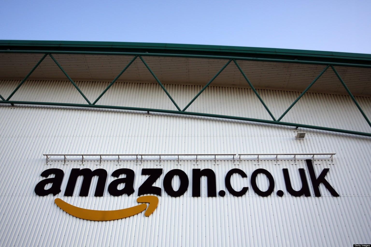 Amazon UK VAT Refund